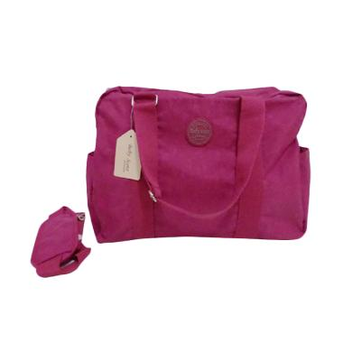 Baby Scota Platinum Mommy Bag 59 Tas Bayi - Pink