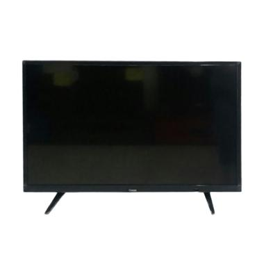 Coocaa 32A2A11A LED TV Hitam [32 Inch/Khusus Jadetabek]