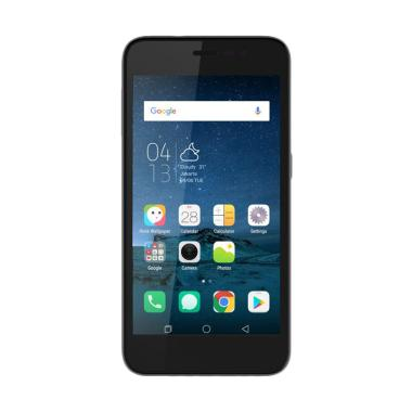 Coolpad Power E580 Smartphone - Abu-abu [16 GB/1 GB]