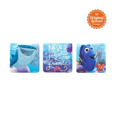 Disney Finding Dory 3in1 Mainan Puzzle 01