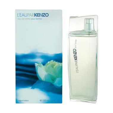 Edttester Ml 100 Women Kenzo Par L'eau For W2IED9YH