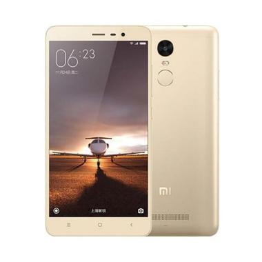 Xiaomi Redmi Note 3 Smartphone - Gold [16GB/ 2GB]