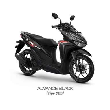 harga Sulawesi - Honda New Vario 125 eSP CBS Sepeda Motor [VIN 2021] No Black Makassar Blibli.com