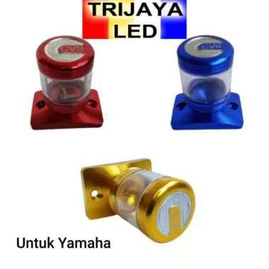 harga CSV Tutup Minyak Master Rem Stempel Cnc Tabung Kaca Transparan Yamaha Mio Fino Nmax Universal Pnp Red Blibli.com