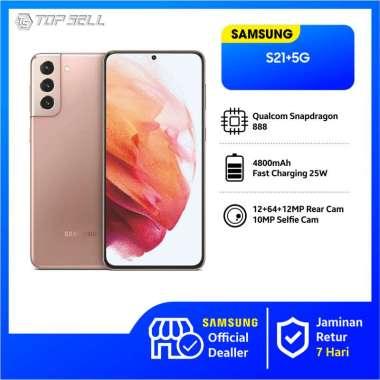 Samsung Galaxy S21+ 5G Smartphone [256GB/ 8GB] SILVER