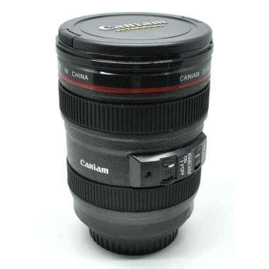 harga Gelas Minum Bentuk Lensa Kamera EF 24-105mm - 400ml Blibli.com