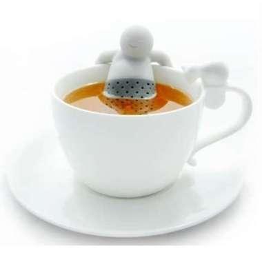 harga Mr. Tea Infuser / Saringan Teh Grey Blibli.com