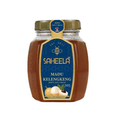 harga Madu Murni Saheela Kelengkeng 500 gram Madu Asli Premium Blibli.com