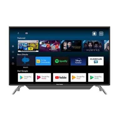 harga POLYTRON 43 INCH SMART TV WITH MOLA TV PLD43AS1558/G Blibli.com