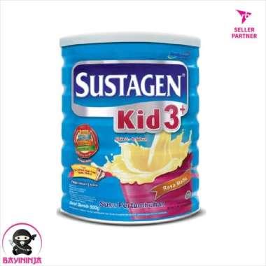 SUSTAGEN Kid 3 Madu Susu Tin 800g 800 g