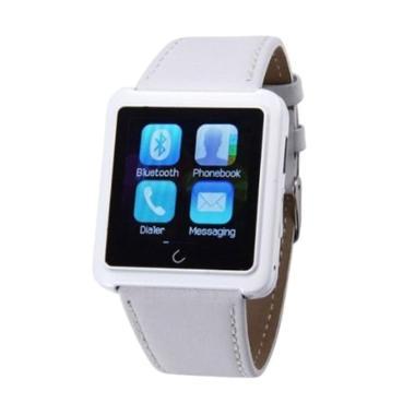 T4Shops U Watch U10 Bluetooth Smartwatch - White
