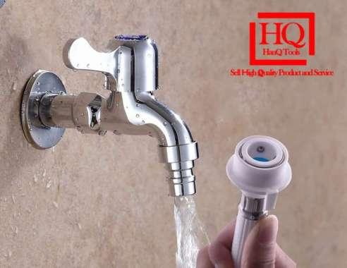 harga Keran Air Kran Mesin Cuci FULL KUNINGAN Kran Shower Mandi Closet WC 12 100 % ORIGINAL Multicolor Blibli.com