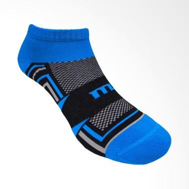 Marel Socks Tron Sport Ankle Kaos Kaki - Black Blue
