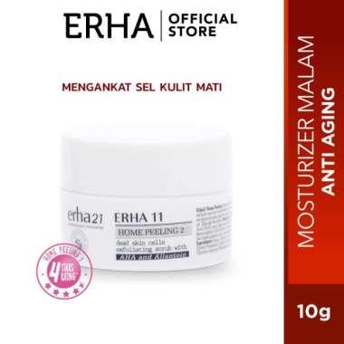 Erha21 Erha 11 Home Peeling 2 10g - Krim Peeling Wajah