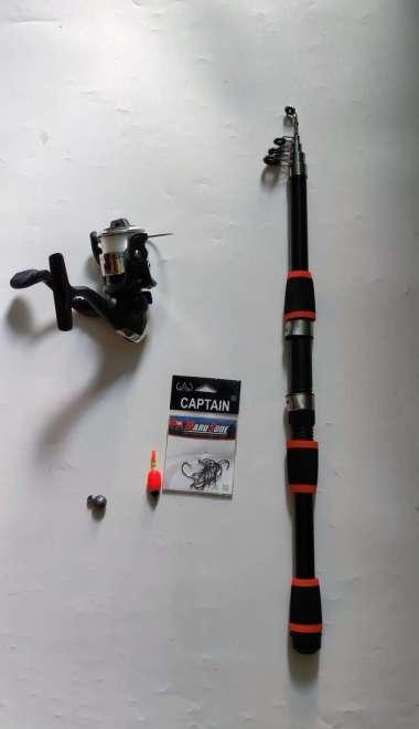 harga Paket set joran antena japstyle 180 Blibli.com