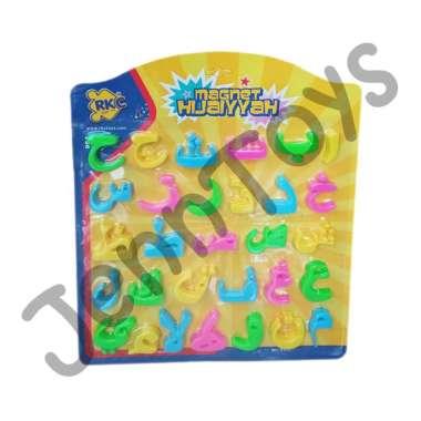 harga JennToys Mainan Anak Perempuan Mainan Anak Laki laki Mainan Edukasi Tempelan kulkas - MAGNET HIJAIYAH Blibli.com