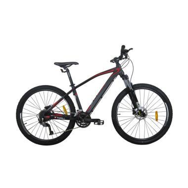 THRILL Vanquish 1.0 AG Sepeda MTB - Hitam [27.5 Inch]