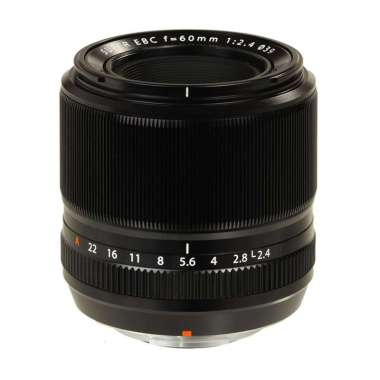 Fujifilm Fujinon Xf 60MM F2.4 R Macro Lensa Kamera