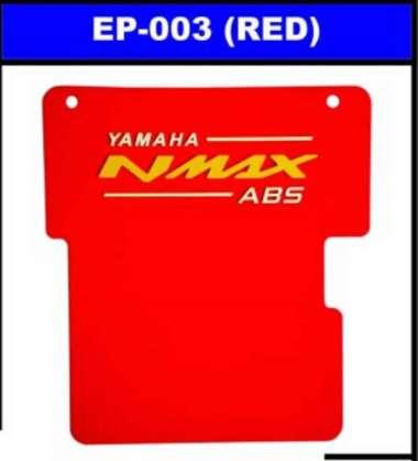 harga MUDFLAP NMAX / AKSESORIS NMAX / KARET PELINDUNG DINAMO MOTOR NMAX RED Blibli.com