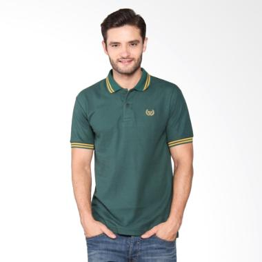 Hemmeh Polo Shirt Wangki - Green
