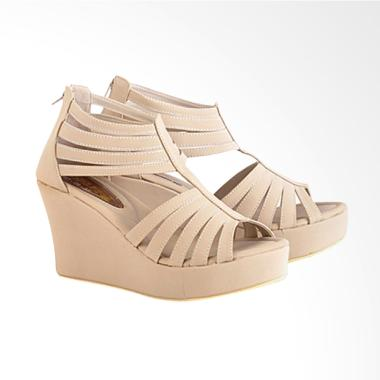 Azzura 567-09 Sandal Wedges Wanita