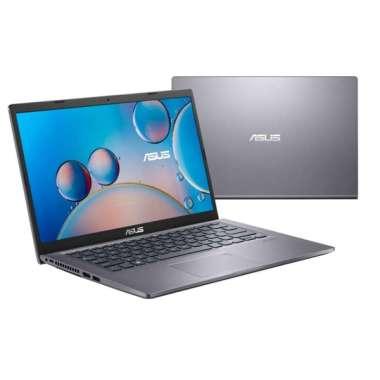 harga Asus VivoBook A416JA-FHD321/322 [i3-1005G1 / 4GB / 256GB SSD / 14″ FHD / Win10 / Office Home Student] Slate Grey Blibli.com