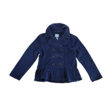 Branded Outlet BO 957 Baby Jacket Sweater Dress - Navy