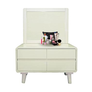 Dove's Furniture Meja Rias MR-019 - White
