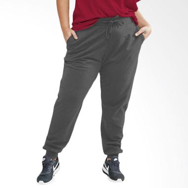 Jfashion Women's Big Size Jogger Pants - Eva Abu Tua