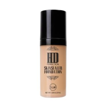 J.Cat HD Perfection Skinsealer Foundation - Sweet Buff [37 mL]