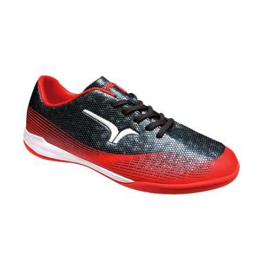 Calci Conquest Sepatu Futsal - Metallic Red