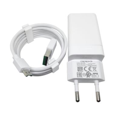 Oppo Vooc Original Charger for Oppo ... t Adaptive Fast Charging]