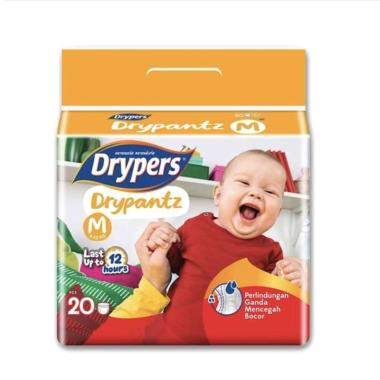 harga Drypers Drypantz Celana Popok - M 20 Blibli.com