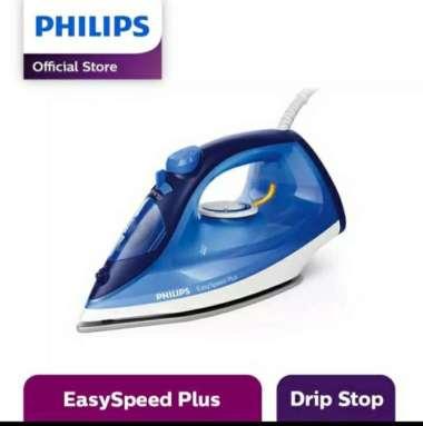 harga Philips Setrika Uap GC2145/25 - Steam Iron Blue biru Blibli.com