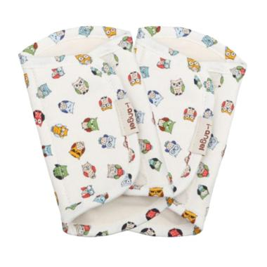 i-Angel Aksesoris Gendongan Bayi Shoulder Teething Pad Mini Owl