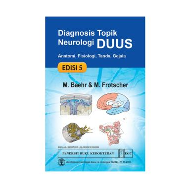 EGC Diagnosis Topik Neurologi DUUS Edisi 5 by Mathias Baehr, Md dan M. Frotscher Buku Referensi