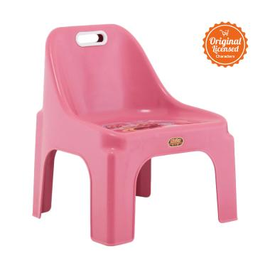 Minnie Mouse Chair Kursi Anak - Pink [55 cm]