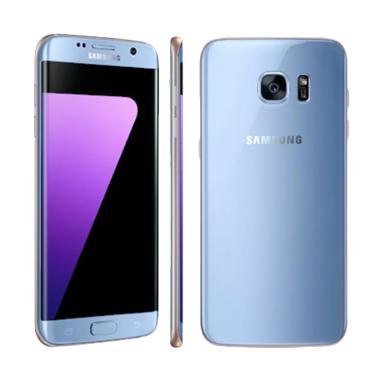 Samsung S7 EDGE Smartphone - Coral Blue [32 GB/4 GB]