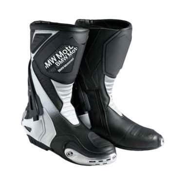 BMW Motorrad Boot Doubler Sepatu Boots - Black