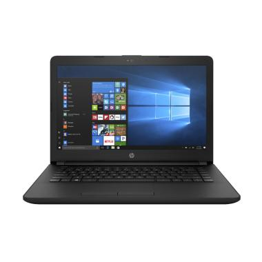 HP 14-BS011TU Notebook - Hitam [14  ... 6006U/ 4 GB/ 500 GB/ DOS]