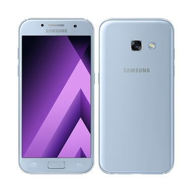 Samsung Galaxy A3 2017 SM-A320 Smartphone - Blue [16 GB/2 GB]