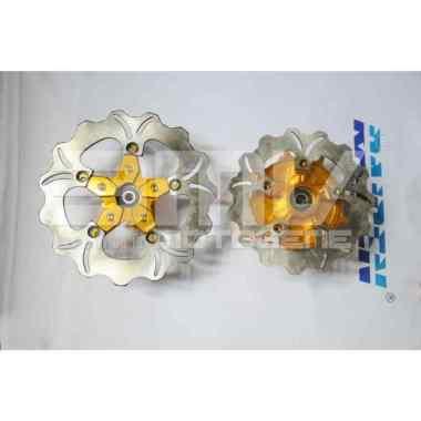 harga Tromol Trusty Blimbing Mx King Full Cnc Gold  Disc Brake Blibli.com