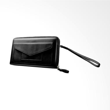 LIEVO Story - Travel Wallet - Forthright Black [ST01-FB]