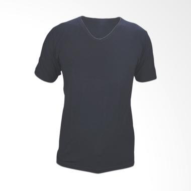 FlyMan Man T-Shirt V-Neck - Grey FMA 3137