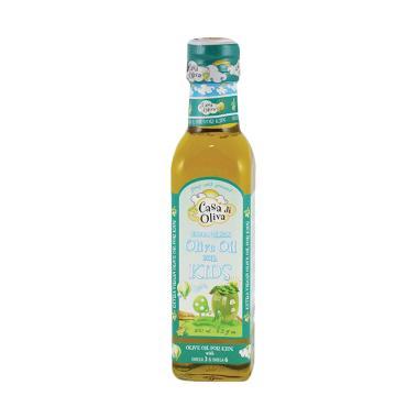 harga Casa di Olivia Olive Oil for Kids [250 mL] Blibli.com