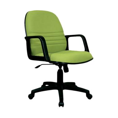 Chairman DC 703 Secretary Chair Kursi Kantor - Green