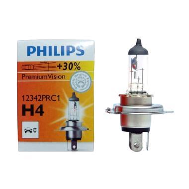 PHILIPS PREMIUM VISION H4 - LAMPU HALOGEN
