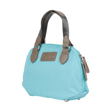 Amore Daniel Voyage - MultiLayer Traveller Bag - Lake Blue