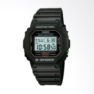 Casio Men's G-Shock Classic Digital Watch Jam Tangan Pria DW5600E-1V