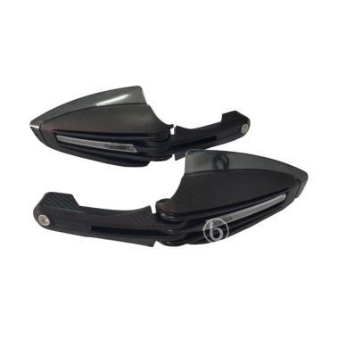 Acerbis Handguard Pelindung Handle  ...   For Soul GT 125 - Hitam